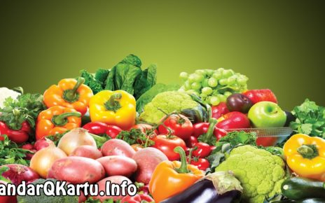 10 Buah dan Sayur mengenyangkan