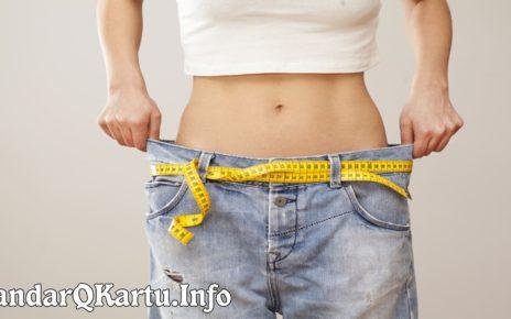 4 Cara Ampuh Menurunkan Berat Badan