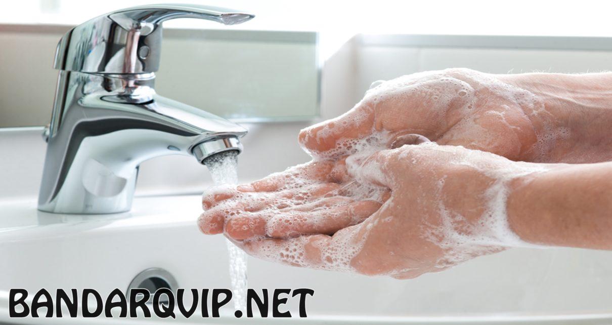 Bahaya Jika Malas Mencuci Tangan