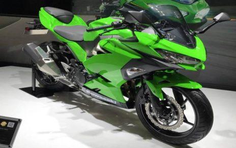 Kawasaki Ninja 250 Tembus 100 Juta?