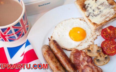7 Ragam Sarapan ala Orang Inggris